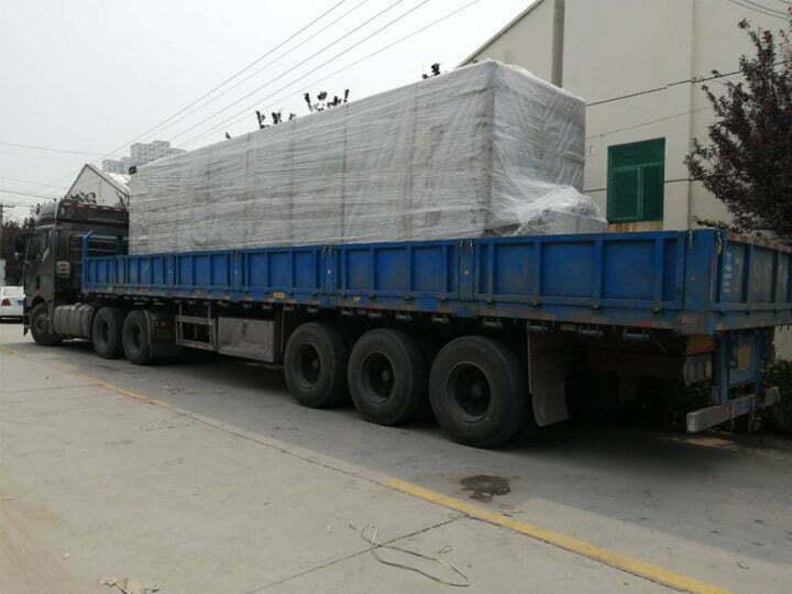shipping-of-dog-food-machine