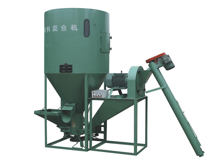 crusher and mixer machine