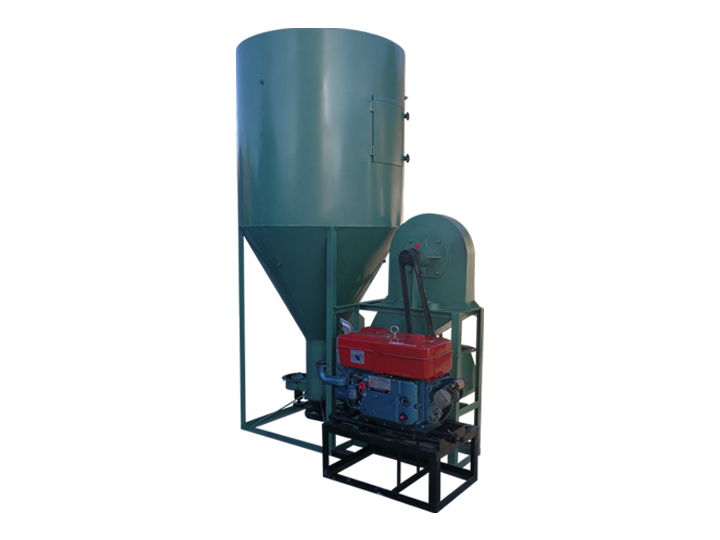 feed graining and mixing machine