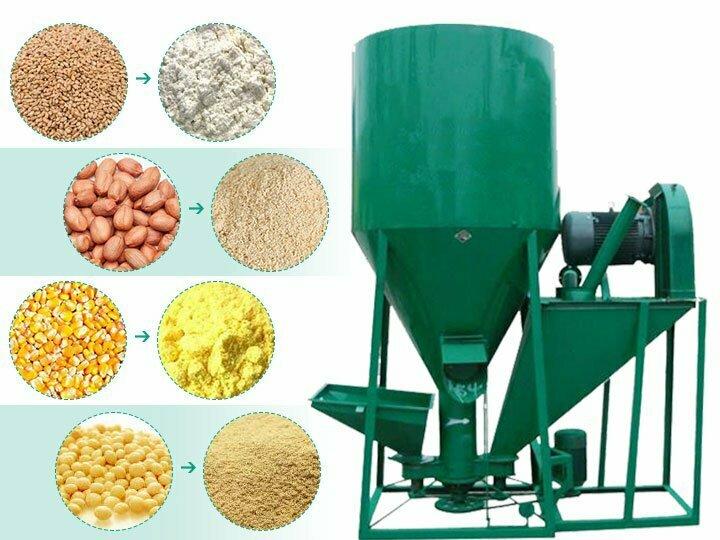 grain crusher and mixer (2)